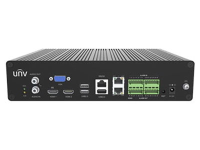 宇视  NVS-B100-I1@4 网络视频分析服务器