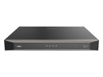 宇视  NVR-B200-E2@9-B 2盘位 9路接入 NVR