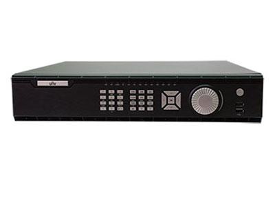 宇视  NVR-B200-S4@32-B 4盘位 按键面板 32路接入 NVR