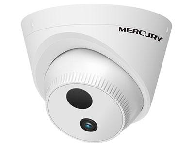 水星 摄像头300万H.265+半球监控poe供电红外50米夜视高清监控设备摄像机MIPC331P 焦距4mm