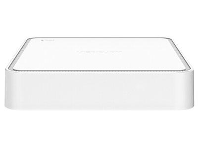水星8路单盘位监控主机H265+网络智能高清网络硬盘录像机 MNVR408