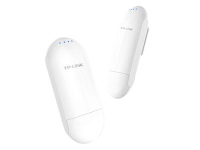 TP-LINK  室外监控专用无线网桥套装(1KM)  TL-CPE201录像机端&TL-CPE201摄像头端