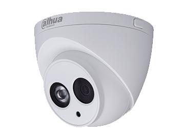 大華 DH-IPC-HDW4431(6)C-A 高清(400萬)紅外海螺半球型網絡攝像機