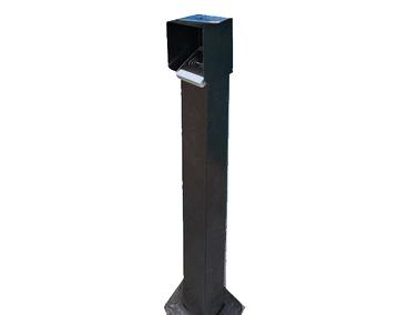 防水刷卡立柱