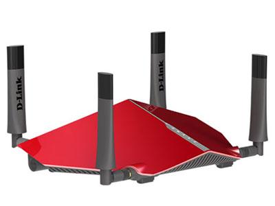 友讯(D-Link)  DIR-885L 11AC 2400M+ 双频 千兆无线路由器