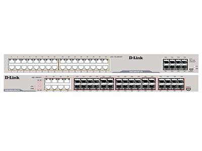 友讯(D-Link)  DGS-3630-CN系列千兆+万兆增强型三层全网管交换机