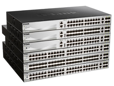 友讯(D-Link) DGS-3130系列千兆三层全网管交换机