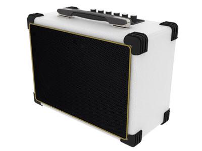 """特美声  JT06-06 """"颜色:黑、白、红、棕 低音:6.5寸,80磁,全频低音,25芯15W,高性进口纸盆 高音:3寸,60磁,全纸14芯4欧10W,全磁,高性进口纸盆 电池规格:12V/5.5Ah 额定功率:30W;峰值功率:80W 适配器:15V/4A 话筒:单咪 扬声器配置:6.5寸全频扬声器 频响范围:70Hz-20K Hz 净重:2.9KG 产品尺寸:320*170*220mm"""""""