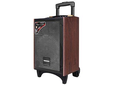 """特美声 A8-24 """"喇叭:8寸低音 电池容量:7.4V/2.5Ah高性能电池 适配器:DC15V/2A墙插式 功率:"""