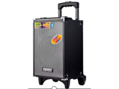 特美声  A8-2T 特美声专款A8-2T,颜色(黑/棕)喇叭:8寸低音,3.5寸高音.电池容量4400毫安锂电池,话筒频点,259.1MHZ,额度功率90W,功能蓝牙,语音,录音,话筒优先,顶部全功能面板,外接12V适用场所:户外活动(如体操,广场舞蹈,产品促销,旅行聚会等)
