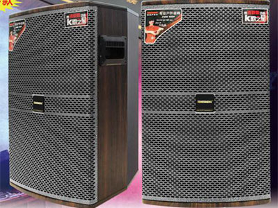 """特美声  T268-12 """"喇叭尺寸:12寸低音、6寸中音、80磁高音 有效功率:150W+150W 最大功率:300W+300W 电源/频率:AC220V/50HZ 功能特点:大功率低漏磁环形变压器、数码MPS输入、USB/TF/SD卡播放、专业调音台蓝牙、消原音伴唱、吉他独立调节、高低音独立调节、话筒高低音/混响独立调节均衡调节、话筒优先 配置:音箱*2(主箱+副箱)、双数字无线咪、遥控器、充电线、卡农音频线、说明书适用范围:家庭聚会、舞台活动、卡拉0K歌房会议、商场店铺促销等"""""""