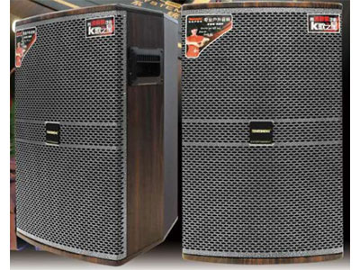 """特美声 T268-15 """"喇叭尺寸:15寸低音、6.5寸中音、80磁高音 有效功率:200W+200W 最大功率:350W+350W 电源/频率:AC220V/50HZ 功能特点:大功率低漏磁环形变压器、数码MPS输入、USB/TF/SD卡播放、专业调音台蓝牙、消原音伴唱、吉他独立调节、高低音独立调节、话筒高低音/混响独立调节均衡调节、话筒优先 配置:音箱*2(主箱+副箱)、双数字无线咪、遥控器、充电线、卡农音频线、说明书适用范围:家庭聚会、舞台活动、卡拉0K歌房会议、商场店铺促销等"""""""