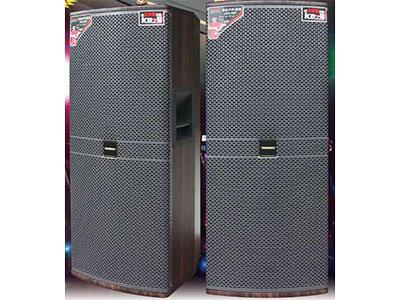 """特美声  T268-215 """"喇叭尺寸:双15寸低音、6.5寸中音、80磁高音 有效功率:280W+280W 最大功率:400W+400W 电源/频率:AC220V/50HZ 功能特点:大功率低漏磁环形变压器、数码MPS输入、USB/TF/SD卡播放、专业调音台蓝牙、消原音伴唱、吉他独立调节、高低音独立调节、话筒高低音/混响独立调节均衡调节、话筒优先 配置:音箱*2(主箱+副箱)、双数字无线咪、遥控器、充电线、卡农音频线、说明书适用范围:家庭聚会、舞台活动、卡拉0K歌房会议、商场店铺促销等"""""""