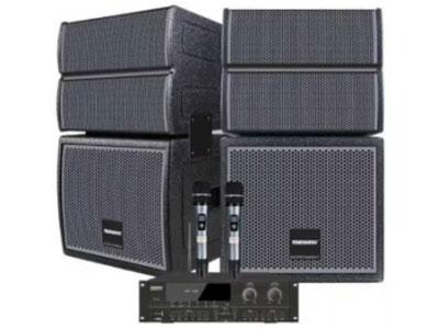 """特美声 线阵  LT-6.5 """"型号:LT-6.5 1.15厘实木板,高端喷漆工艺。 6.5寸38芯铁氧体低音单3寸专业全频*2中高音功率处理能力 150W连续300W峰值                  额定阻抗8欧                                  覆盖范围《y120x30度频率范围50Hz~19KHz分频频率500Hz轴向灵敏度oww91dB"""