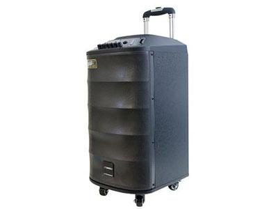 """山水 SA3-10 """"10寸低音,80磁高音 电池:12V/5.5A 功能:蓝牙、语音、录音、话筒优先、带咪架,带遥控 双手咪:U-3606DT32S(781.85/788.85) 功率:60W"""""""