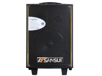 """山水 """"SA1-08 (特价机)"""" """"单8寸喇叭 功能:带单手咪,蓝牙、语音、录音"""""""