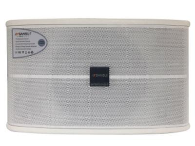 """山水 SP2-10 """"额定功率8欧250w,10寸进口低音单元,120磁,双磁钢,50芯,松压盆。4只3.5寸70磁高音单元。 建议搭配S6-260功放效果最好"""""""