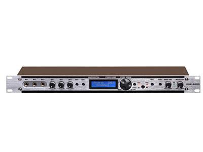 """山水 S1-DSP """"数字效果器 模拟的调法 带啸叫抑制功能  带低音炮输出"""""""