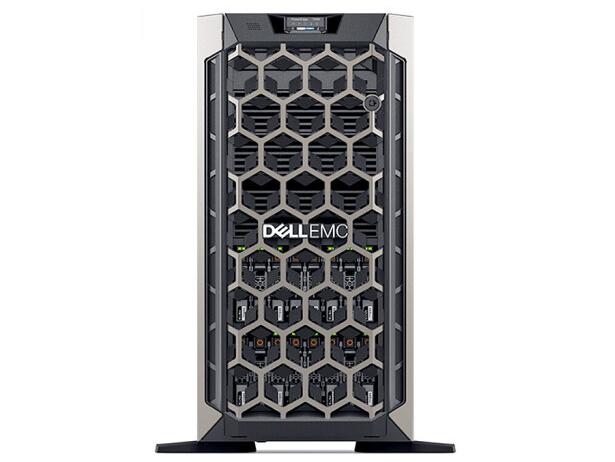 戴尔(DELL)T640 塔式服务器主机 (热盘热电)