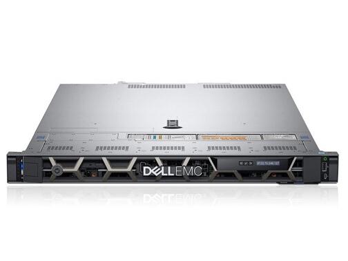 戴尔(DELL)R440 服务器主机1U机架式 (热盘冷电)