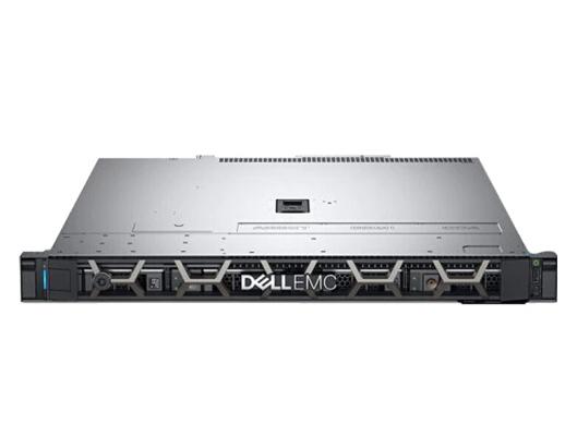 戴尔(DELL)R240 1U机架式服务器主机 (3.5寸4盘1U)E2224/8G/1TSATA桌面级/DVDRW