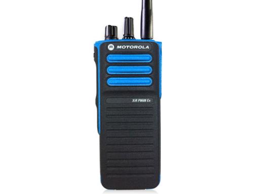摩托罗拉 P8608EX  防爆对讲机 防爆  防水防尘  IP67  智能降噪