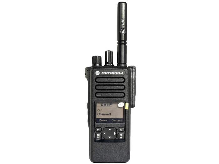 摩托罗拉 P8628i 专业数字对讲机 强力防水对讲手台