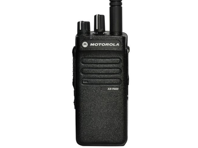 摩托罗拉 P6600i 防爆数字对讲机