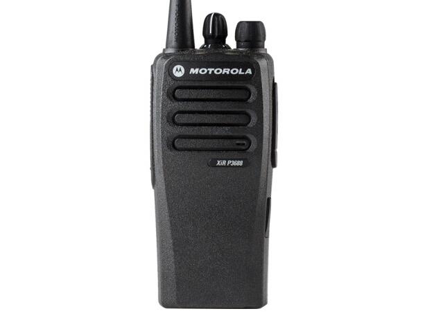 摩托罗拉 P3688 模拟/数字双模式对讲机