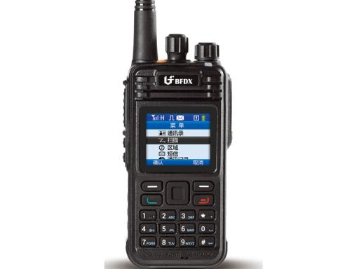 北峰(BFDX)数字对讲机BF-TD511 防水 专业商用对讲机
