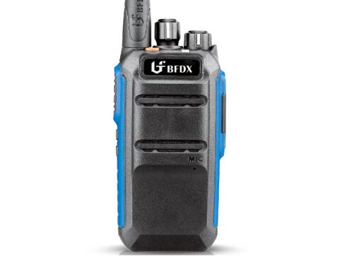 北峰(BFDX)对讲机BF-TD371数字调频手机 商业专业数字对讲机