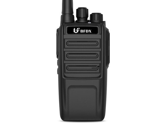 北峰(BFDX)BF-S1对讲机工地 饭店民用专业无线手台1-5公里