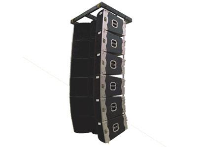 威皇  線陣音箱 WH-1820 緊湊型高聲壓高功率外置兩分頻垂直線性陣列系統;高強度進口板材配合無縫隙結合結構,聲音更自然還原度更高;使用2只高效率12寸釹磁中低頻單元和1只1.4喉口75芯高頻壓縮驅動器組成;高穿透力,遠射程,能量積中,聲音清晰自然;采用高強度的特殊油漆,防滑耐磨,不變色,永久如新;人性化設計,多種吊掛安裝方式擴展產品的用途;吊掛件采用高強度鋁材,外觀大氣而不失內涵;安裝使用,更方便快捷.