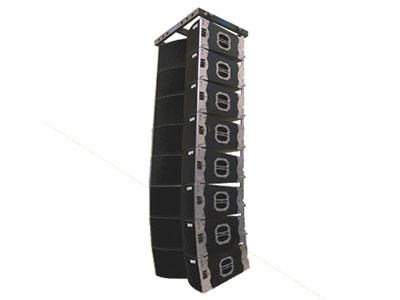 威皇 線陣音箱 WH-1828 緊湊型高聲壓高功率外置兩分頻垂直線性陣列系統;高強度進口板材配合無縫隙結合結構,聲音更自然還原度更高;使用2只高效率12寸釹磁中低頻單元和1只1.4喉口75芯高頻壓縮驅動器組成;高穿透力,遠射程,能量積中,聲音清晰自然;采用高強度的特殊油漆,防滑耐磨,不變色,永久如新;人性化設計,多種吊掛安裝方式擴展產品的用途;吊掛件采用高強度鋁材,外觀大氣而不失內涵;安裝使用,更方便快捷。