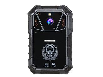 亮见 DSJ-5G 执法记录仪 具有人脸识别功能 身份识别功能 车牌识别功能