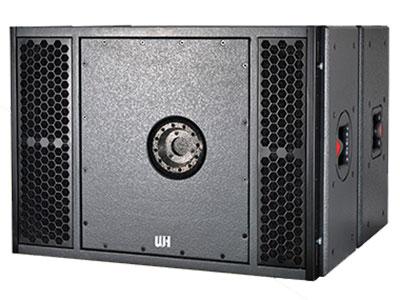 威皇   LA系列 帶通式單驅動次低音箱;25MM高強度多層夾板材配合無縫隙結合結構 低頻更結實自然;低頻強勁有力 飽滿富有彈性 下潛深且有力 高聲壓射程遠 配合線陣使用;采用高強度的特殊油漆 防滑耐磨 不變色 永久如新;通透干凈的超低頻包圍感和現場效果