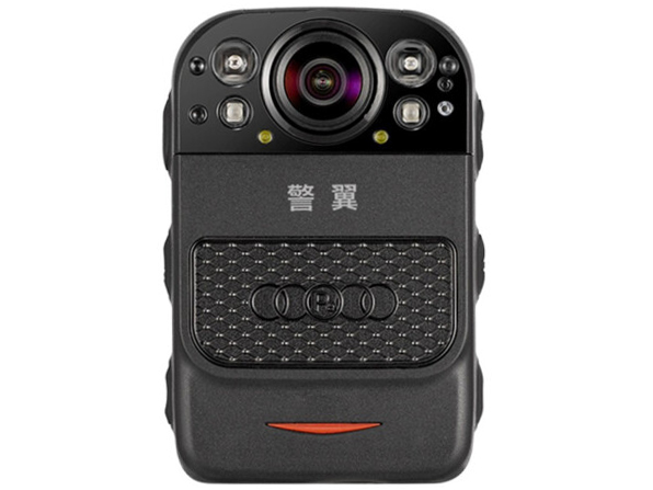 警翼F5执法记录仪1296P高清红外夜视 语音控制60帧/秒