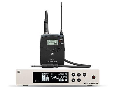 森海塞爾  EW 100 G4-CI1 樂器無線套裝