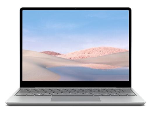 微软Surface Laptop Go 128G亮铂金 中国版 I5-1035G1 8G 128G Iris TM Plus显卡