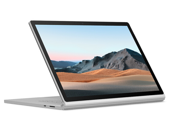 微软 Surface Book 3 专业版 I5-1035G7 8G 256G  集成显卡