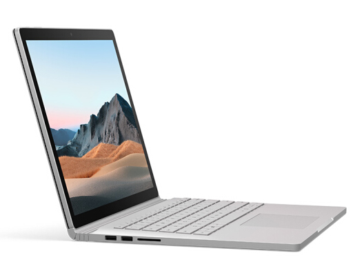 微软 Surface Book 3 专业版 I7-1065G7 32G 1T固态 GTX1660Ti6G独显