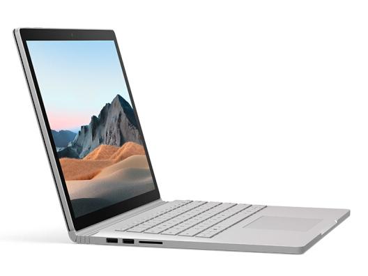 微软 Surface Book 3 专业版 I7-1065G7 32G 1T固态 RTX3000  6G独显