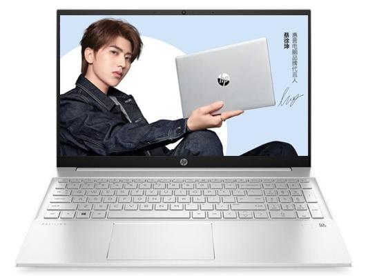 "惠普(HP)15-eg0013TX i7-1165G7/15.6""/16G/512G SSD/MX450 2G/银色"