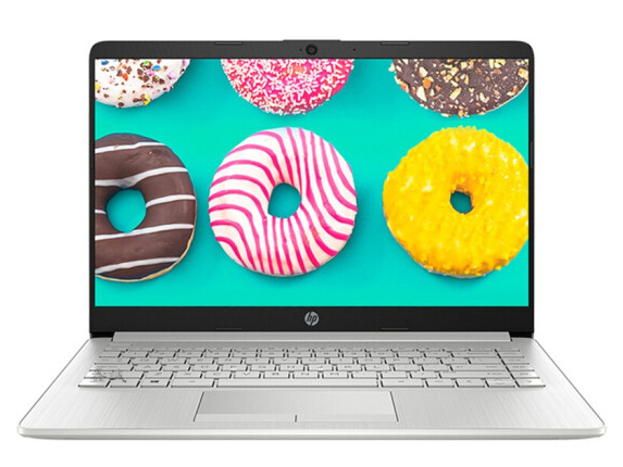 惠普(HP)14s-cr3002TX  i5-1035G1/14.0/8G/512G SSD/R620 2G/银色