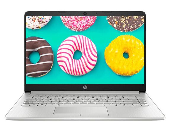 """惠普(HP)14s-cr0016TU N4000/14.0""""/4G/256G SSD/银色"""
