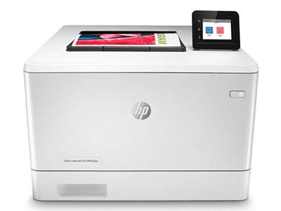 惠普 454DW  彩色单打印A4