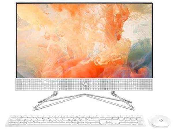 惠普(HP)24-df032wcn i3-10100T/4G/1TB/BT 4.2/无线键鼠/白色