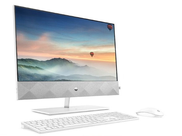 "惠普(HP)24-k052wcn i5-10400T/23.8""/16GB/ 1TB+512GB SSD/MX350 4GB/白色"