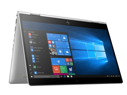 Elitebook X360 1030 G7-2L1B9PC I7-10710U/16G板载/512G/集成显卡/无光驱/指纹识别/W10/13.3'' FHD 1920 x 1080高清触屏/银色
