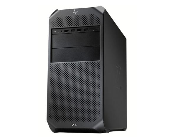 惠普 Z4 G4(W-2255 3.7GHz 10C/8G ECC/1T/DVD/USB键鼠)